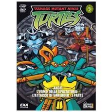 Dvd Teenage Mutant Ninja Turtles #03