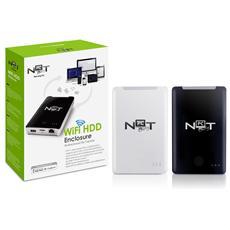 PC WiFi HDD-ENCLOSURE (white)