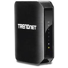 Router Wireless N 300 Mbps 4 Porte Ethernet Gigabit 10/100/1000 Mbps