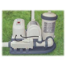 Depuratore Saltwater + Pompa