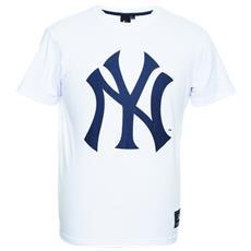 T-shirt Uomo Prism Nyy L Bianco