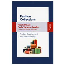 Fashion collection. Product development and merchandising