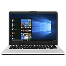 """Notebook Vivobook 14 X405UA Monitor 14"""" HD Intel Core i5-7200U Ram 8GB SSD 256GB 1xUSB 3.1 1xUSB 3.0 Windows 10 Pro"""