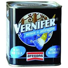 Vernice Antiruggine Vernifer - Ml. 750 - Grigio Medio
