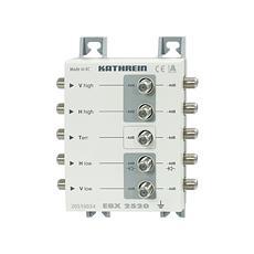EBX 2520, F, 5 MHz, Grigio, 112 x 148 x 54,5 mm, 350g, -20 - 55 C