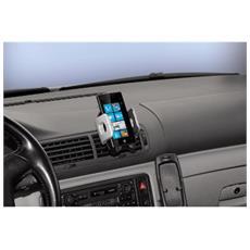 00108103 Auto Passive holder Nero, Argento supporto per personal communication