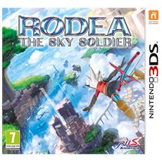 N3DS - Rodea The Sky Soldier