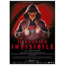 Ragazzo Invisibile (Il) (SE) (Dvd+T-Shirt+Adesivo)