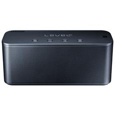 Speaker Audio Portatile Level Box Mini Bluetooth colore Nero