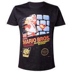 Nintendo - Super Mario Brother (T-Shirt Unisex Tg. M)