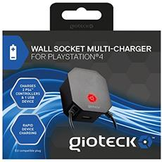 Wall Socket Multi Charger