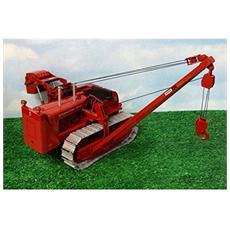 Zjd1534 International Harvester Td-24 1/25 Modellino