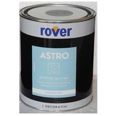 Astro Effetto Glitter Argento Lt. 1
