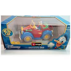 Modellio Auto Disney - Donald's 313 - Scala 1:18