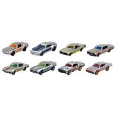 Assortimento a Tema Zamac MOD0450 Veicoli del 50 ° Anniversario di Hot Wheels per Collezionisti