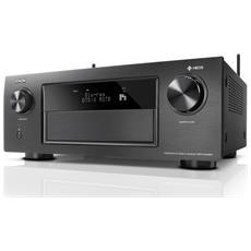 AVR-X4400H 125W 9.2canali Surround Compatibilità 3D Nero ricevitore AV