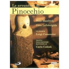 DVD AVVENTURE DI PINOCCHIO (LE) (Manfredi)