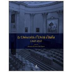 Le università e l'unità d'Italia (1848-1870)