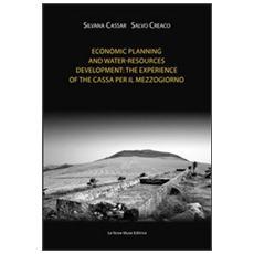Economic planning and water-resources development. The experience of the Cassa per il Mezzogiorno