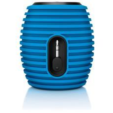 Il tuo audio, il tuo colore. Viola Blue.