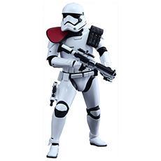 Figura Star Wars Episode Vii Movie Masterpiece Action Figure 1/6 First Order Stormtrooper Officer 30 Cm