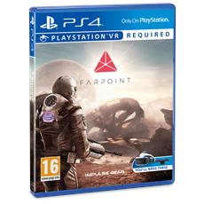 PS4 - Farpoint VR