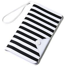 "SplashWallet per Smartphone da 5.7"" colore Bianco"