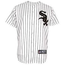 Jersey Mlb Majestic Replica Chicago White Sox Large