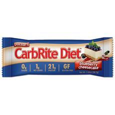 Carbrite Diet Bar 57 G - Universal - Recovery Bars - Pralina Cioccolato E Lampone