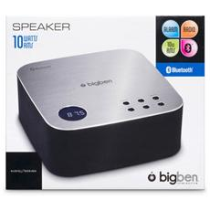 Interactive BT04, 3,5 mm, AAA, Portatile, LCD, FM, AC, Batteria