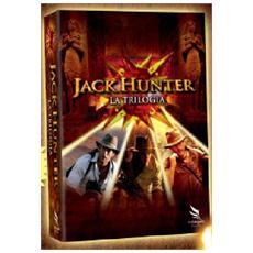 Dvd Jack Hunter - La Trilogia (3 Dvd)