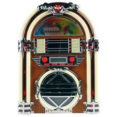 Sistema Audio BXL-JB10 Lettore CD Radio FM / AM