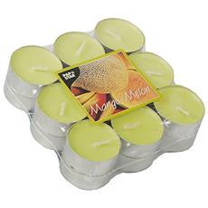 Tea-Light Mango - 18 Pezzi