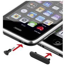 ICA-DCP 812 - Set Tappi di Protezione per iPhone 4 e iPad