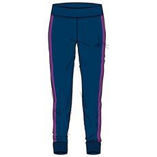 Pantalone Bambina Lpk 12a Blu Viola