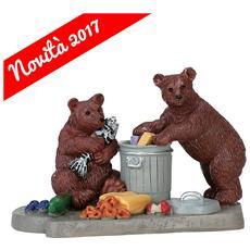 Buffet Orsi - Bear Buffet Cod 72522