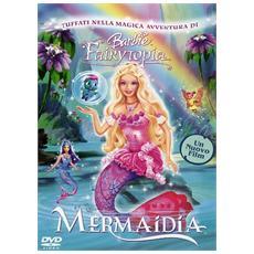 Dvd Barbie Fairytopia - Mermaidia