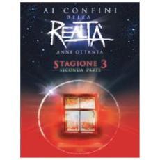 Ai Confini Della Realta' - Gli Anni 80 - Stagione 03 #02 (4 Dvd)