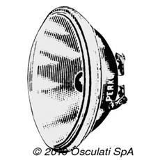 Bulbo stagno GE 24 V 50 W 110 mm