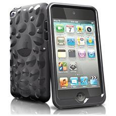 pebble f / iPod Touch 4 Cover Nero
