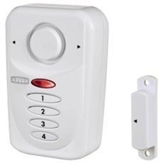 Allarme con sensore magnetico porta / finestra Xavax