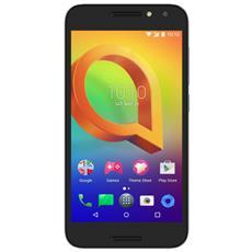 """A3 Nero 16 GB 4G / LTE Dual Sim Display 5"""" HD Slot Micro SD Fotocamera 13 Mpx Android Italia"""