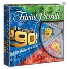 Trivial Pursuit I Favolosi Anni '90 Nuovo E Sigillato