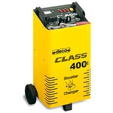 Class Booster 400e - Caricabatteria Ricarica Batterie Avviatore Per Auto Camper