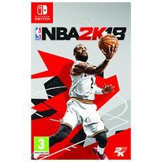 Switch - NBA 2K18