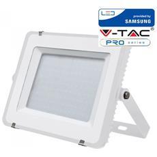 Faretti Led 150w Ip65 Samsung Slimline Bianco Luce Calda 3000k V Tac Vt-150 478