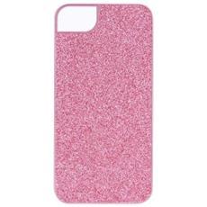 Iplate Glamor-cover Per Iphone 5/5s, Colore: Rosa Metallizzato / 5se