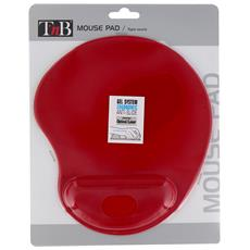 TSED100RD, Rosso, Monotono, Poliuretano, Universale, 23,5 cm, 20,5 cm