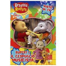 Dvd Orsetto Rupert #06 - Il Cespuglio M.