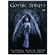 Dvd Gothic Spirits #01